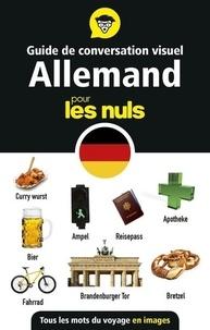 Florence Le Grand - Guide de conversation visuel allemand pour les nuls.
