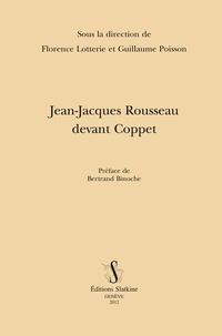 Florence Lotterie - Jean-Jacques Rousseau devant Coppet.
