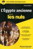 Florence Maruéjol - L'Egypte ancienne pour les nuls.