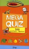 Florence McKenzie - Mega quiz - 500 questions-réponses, avec un stylo électronique.