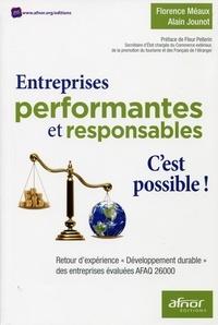 Deedr.fr Entreprises performantes et responsables : c'est possible! - Retour d'expérience