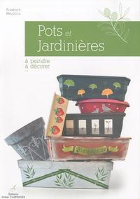 Satt2018.fr Pots et Jardinières à peindre, à décorer... Image