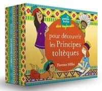 Florence Millot - La petite boîte des enfants pour découvrir les Accords toltèques - Avec 81 cartes.