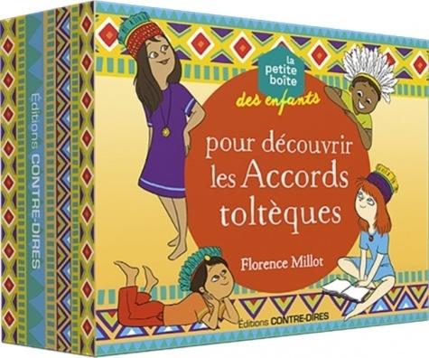 La petite boîte des enfants pour découvrir les Accords toltèques. Avec 81 cartes