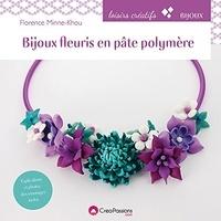 Histoiresdenlire.be Bijoux fleuris en pâte polymère - Pour la création de bijoux Image