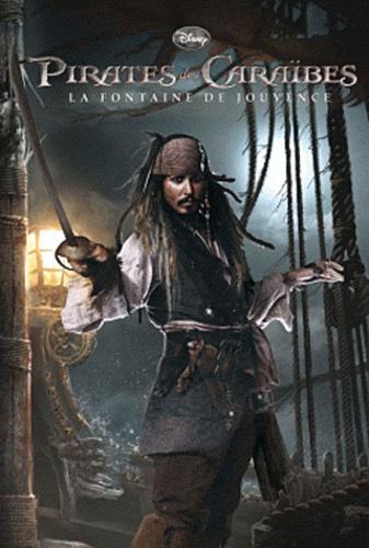 Florence Mortimer et  Disney - Pirates des Caraïbes  : La fontaine de jouvence.