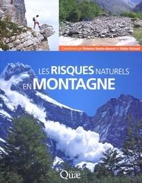 Florence Naaim-Bouvet et Didier Richard - Les risques naturels en montagne.