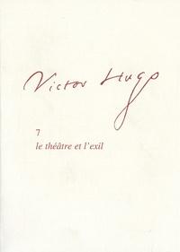 Florence Naugrette - Le théâtre et l'exil.