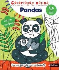 Florence Nidelet et Emilie Lapeyre - Lettres et nombres Pandas - Grande section.