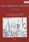 Florence Olivier et Pascale Budillon Puma - Exils, migrations, création - Tome 4, Etudes romanes, édition en français et en espagnol.