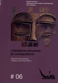 Florence Paravy - Littératures africaines et comparatisme.