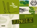 Florence Perrody - Dessine la jungle.