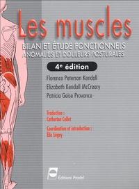 Les muscles - Bilan et étude fonctionnels, anomalies et douleurs posturales.pdf