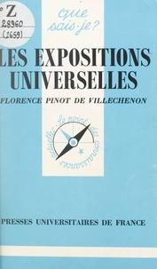 Florence Pinot de Villechenon et Paul Angoulvent - Les expositions universelles.