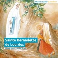 Florence Prémont et Chantal de Marliave - Sainte Bernadette de Lourdes.