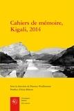 Florence Prudhomme - Cahiers de mémoire, Kigali, 2014.