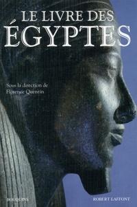 Florence Quentin - Le livre des Egyptes.