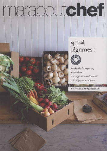 Florence Raffy - Spécial légumes !.