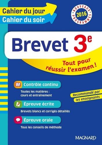Brevet 3e  Edition 2016