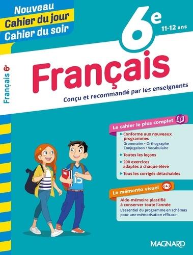 Cahier Du Jour Cahier Du Soir Francais 6e Memento Grand Format
