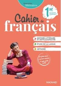 Florence Randanne - Empreintes littéraires 1re - Cahier de français.