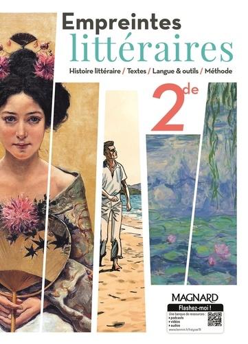 Florence Randanne - Empreintes littéraires 2de.