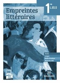 Empreintes littéraires Français 1re L, ES, S - Livre du professeur.pdf