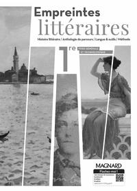 Florence Randanne - Empreintes littérarires 1re - Livre du professeur.