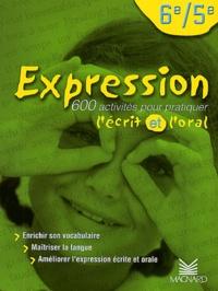 Accentsonline.fr Expression 6e et 5e - Manuel élève, Edition 2002 Image