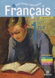 Florence Randanne - Français 1re ES/S, programme 2011 - Livre unique format compact.