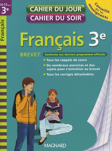 Florence Randanne et Françoise Bernollin-Muratet - Français 3e Brevet.