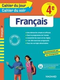Florence Randanne et Stéphane Devin - Français 4e Cycle 4.
