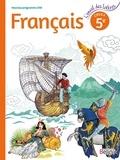 Florence Randanne - Français 5e Cycle 4 - Livre de l'élève.