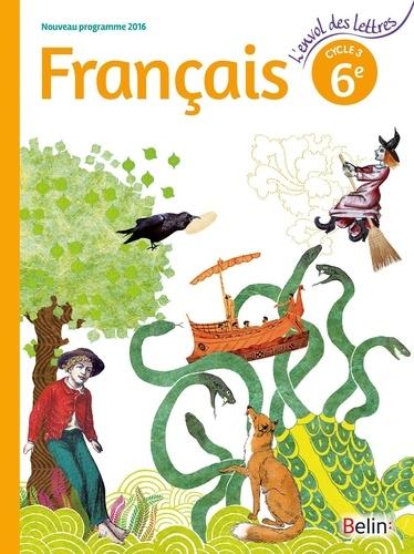 Francais 6e Cycle 3 Livre De L Eleve Grand Format
