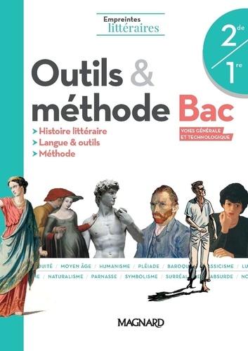 Florence Randanne - Outils & méthode Bac 2de/1re Empreintes littéraires.