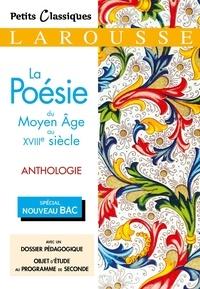 Téléchargements de manuels électroniques gratuits La poésie du Moyen Age au XVIIIe siècle