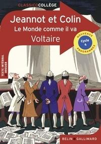 Florence Renner - Le Monde comme il va, Jeannot et Colin.