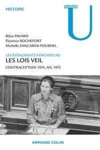 Les lois Veil. Les événements fondateurs - Contraception 1974, IVG 1975.