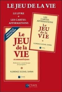 Florence Scovel Shinn - Le jeu de la vie et comment le jouer - Coffret avec 51 cartes-affirmations.
