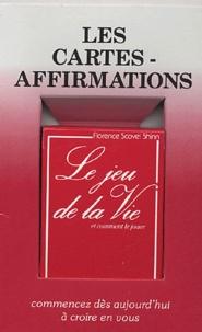 Florence Scovel Shinn - Les Cartes-Affirmations.