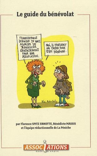 Florence Spitz Ernotte - Le guide du bénévolat.