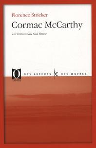 Cormac McCarthy - Les romans du Sud-Ouest.pdf