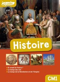 Florence Taveneaux - Histoire CM1 - Volume double. 1 Clé Usb