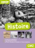 Florence Taveneaux - Histoire CM2 - Volume double. 1 Clé Usb