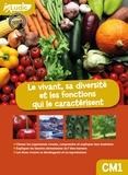 Florence Taveneaux - Le monde du vivant CM1. 1 Clé Usb