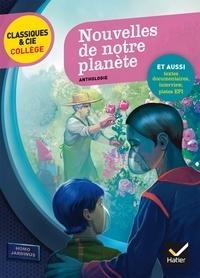 Florence Thinard - Nouvelles de notre planète - Anthologie.
