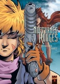 Florence Torta et Emmanuel Nhieu - Nocturnes Rouges Tome 4 : Une seconde chance.