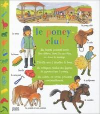 Florence Toubon et Danièle Schulthess - Le poney-club.