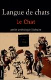 Florence Trébaol - Langue de chats - Le chat.