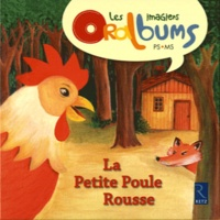 Florence Vandermarlière et Philippe Boisseau - La petite poule rousse.